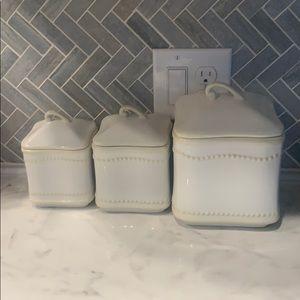 Princess house canister set